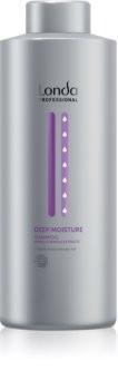 Londa Deep Moisture mélyhidratáló sampon 1000 ml