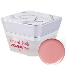 Cover Pink körömágyhosszabbító zselé - barnább bőrtónushoz - 15 ml