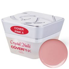 Cover Pink X körömágyhosszabító zselé - rózsaszínebb bőrtónushoz - 50 ml