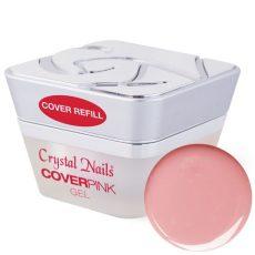 Cover Refill Gel körömágyhosszabbító zselé - 15 ml