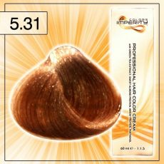 Singularity hajfesték - 5.31 Világos hamvas arany barna 100 ml