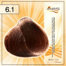 Singularity hajfesték - 6.1 Sötét hamvas szőke 100 ml