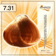 Singularity hajfesték - 7.31 Arany hamvas szőke 100 ml