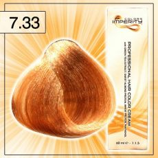 Singularity hajfesték - 7.33 Intenzív arany szőke 100 ml