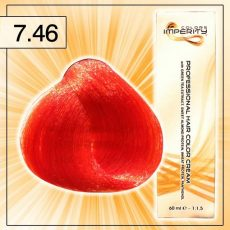 Singularity hajfesték - 7.46 Réz vörös szőke 100 ml