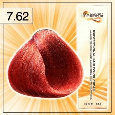 Singularity hajfesték - 7.62 Lilás vörös szőke 100 ml