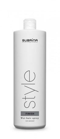 SUBRINA Professional finish wet hajlakk utántöltő - 1000 ml