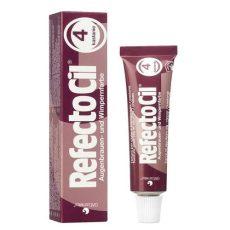RefectoCil szempilla- és szemöldökfesték Gesztenyebarna 15 ml