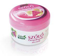 Golden GREEN Szőlő Öregedésgátló arczselé - 100 ml