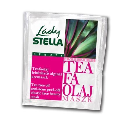 Lady Stella Teafaolaj Anti-akne lehúzható alginát pormaszk  6 g