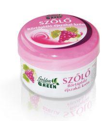 Golden GREEN Szőlő Éjszakai krém - 100 ml