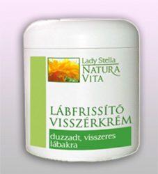 Natura Vita Lábfrissítő viszérkrém - 250 ml
