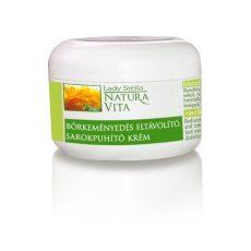 Natura Vita sarokpuhító lábápoló krém - 125 ml