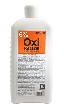 Kallos Illatosított Krém Oxigenta 6%