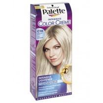 Schwarzkopf Palette Intensive Color Cream hajfesték Sarki Ezüstszőke C10