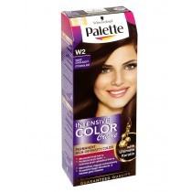 Schwarzkopf Palette Intensive Color Creme hajfesték Étcsokoládé W2